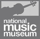 Logotipo National Music Museum